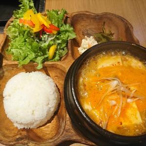 BUTAMAJINのスンドゥブ定食で韓国を旅した気分になる