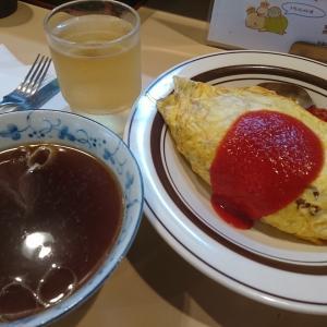 ファミリーレストラン堀井は高岡の老舗洋食屋さん