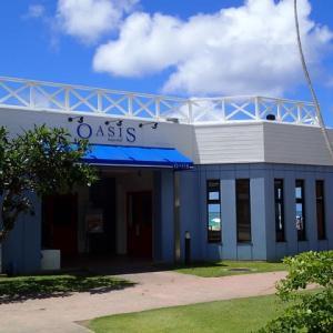 オクマ OASIS Beach Cafe