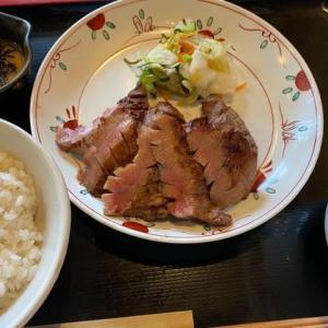 逗子 牛たん焼き 仙台 辺見 上たん焼き定食