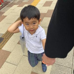 ★4歳児に好きに歩いてもらったら?