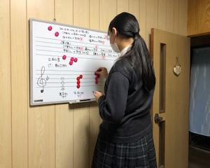楽典の授業【高校生のはるかちゃん編】