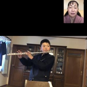 ビブラートの練習を始めました!!【小学生のタスク君編】