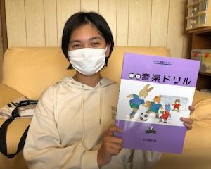 新生活の中でのピアノレッスン【中学生のカホちゃん編】