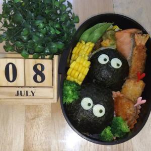 2020.7.8 今日のお弁当
