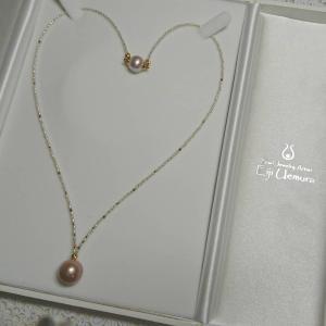 2020.9.20  ジュエリーショップの真珠デザイナーのイベントに参加
