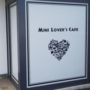 2020.9.25 Mini Lover's Cafe に行ってきました