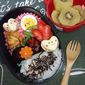 2020.10.23 今日のお弁当 & シフォンケーキを焼いた