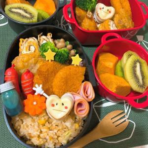 2020.11.25 今日のお弁当 と つめつめ動画