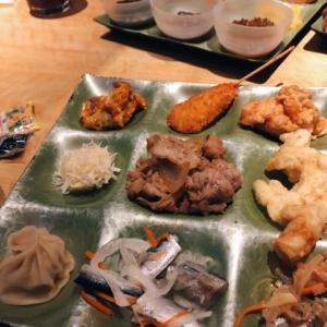 上野 大地の贈り物(食べ放題) 夜ご飯