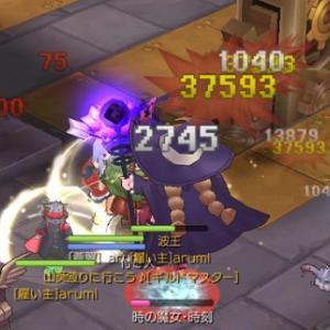 【ラグマス】時計塔1Fが思ったより強くなくて狩りやすいかもです(*´ω`*) 12月中旬編ダイジェスト。 @きぃ