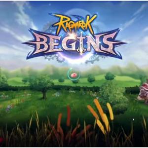 【Ragnarok BEGINS】新作ラグナロクビギンズのCBTが9/1から開始。PC版ROに繋がるストーリーみたいです。 @きぃ