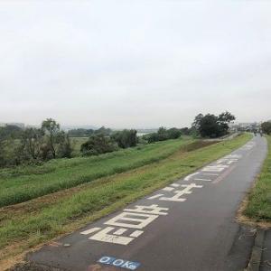 朝ラン ~多摩川で事故?事件?~