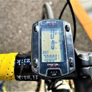 7,000kmです。