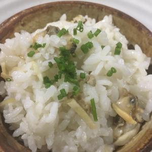 生姜とアサリの炊き込みゴハン☆レシピ
