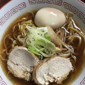 鶏ガラ醤油ラーメン☆おうちラーメン