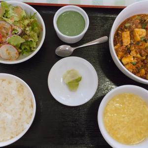口福厨房さんで中華ランチ☆砂川