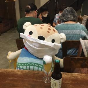 大雪地ビール館で☆ビールランチ