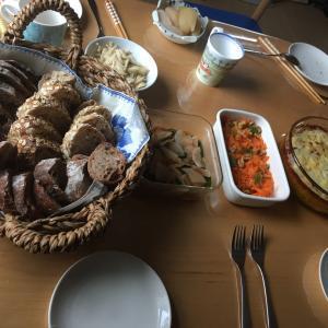 南瓜を食べる会へ