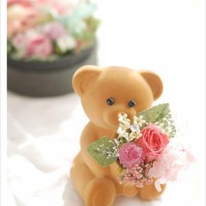 花束を君に・・・