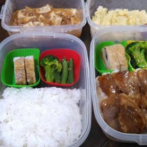 麻婆豆腐のお弁当
