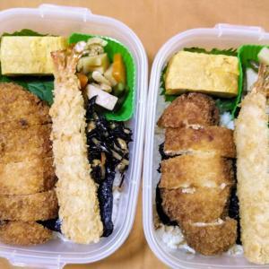 おっさんの手作り弁当(時々冷凍食品)