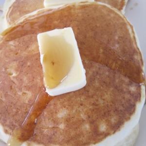 グルテンフリーのパンケーキ