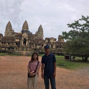 カンボジアで先生になってみた