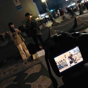 映画予告編に初挑戦「スノードロップ」(駒澤大学GMS学部高ゼミ3年生制作)