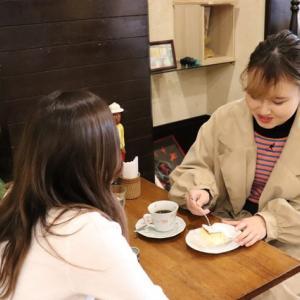 ニュース番組に初挑戦「五輪さんぽ・ラルー洋菓子店」(駒澤大学GMS学部高ゼミ2年生制作)