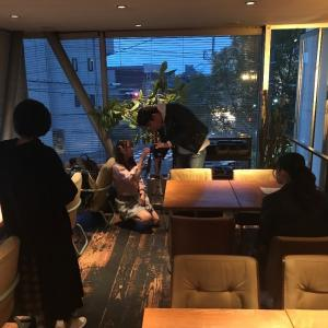 ニュース番組に初挑戦「世田谷ぶらりんちょ・カフェadito」(駒澤大学GMS学部2年生制作)