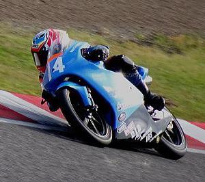 全日本ラストラン J-GP3中山愛理選手 全日本ロードレース最終戦