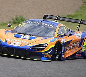 レース・オブ・アジア 希少勢力 GT3 マクラーレン&フェラーリ