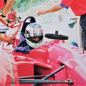 ミハエル・シューマッハ唯一のF3000は衝撃的 1991年・菅生