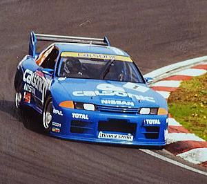 1994年 全日本GT選手権・最初のレース 動画編