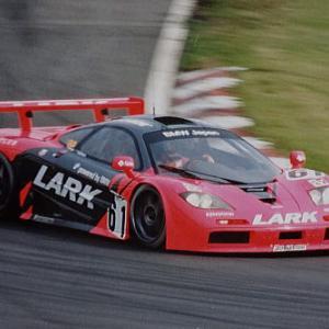 マクラーレン襲来の衝撃的なシーズン 1996年全日本GT選手権 Rd.2富士