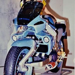可変ポジション/ヤマハ・モルフォ '89名古屋モーターフェスティバル2輪編