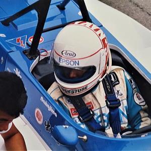 ヤマハエンジン登場した'96年全日本F2 グレート20前 鈴鹿テスト