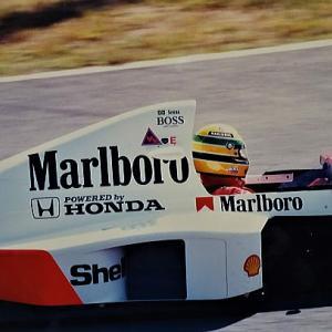 あの日 あの時 あの場所にいた 「激突!」'89年F1日本GP