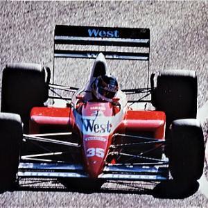金曜朝からヒートアップ '89年F1日本GP 怒涛の予備予選