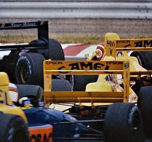 プラチナチケット化した'89年F1日本GP観戦 ロータス、タイレル、ミナルディ、リジェ
