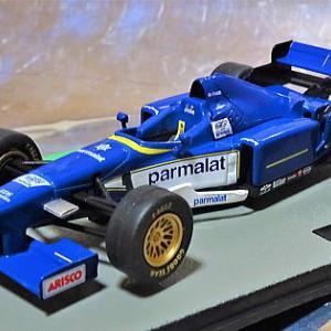 F1マシンコレクション97号 無限ホンダ初優勝/パニス選手のリジェJS43