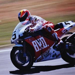 '90 鈴鹿2&4レース TT-F1岩橋選手チャンピオンへの開幕優勝