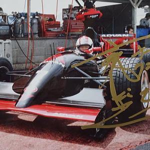 バブル崩壊後の'92年  全日本F3000富士/日本人ドライバー&キャンギャル編