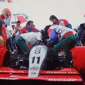 海外選手が強かった1992年全日本F3000・富士