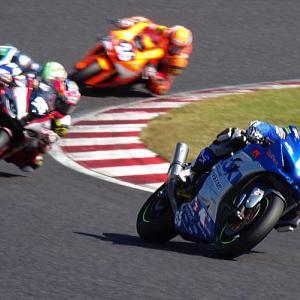 全日本ロードレースMFJ-GP ST1000 スズキ編