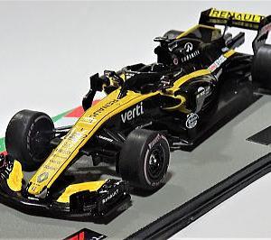 祝!エイトケン選手F1デビュー F1マシンコレクション102号 ルノーR.S.18