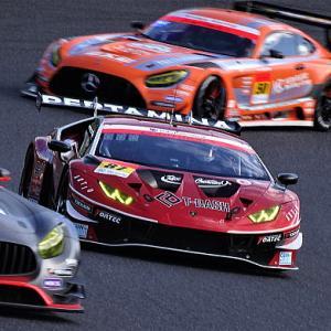 JLOCランボルギーニ・ウラカンGT3 スーパーGT鈴鹿300Km