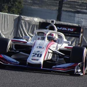 悔しかった平川亮選手 スーパーフォーミュラ鈴鹿JAF-GP