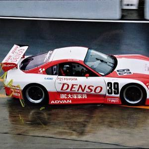 '98JGTC開幕前・鈴鹿テスト ドリキン土屋圭市選手を筆頭にトヨタ勢